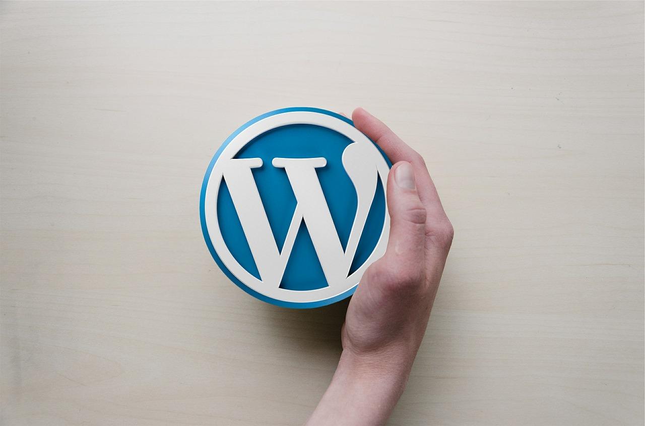 wordpress website types