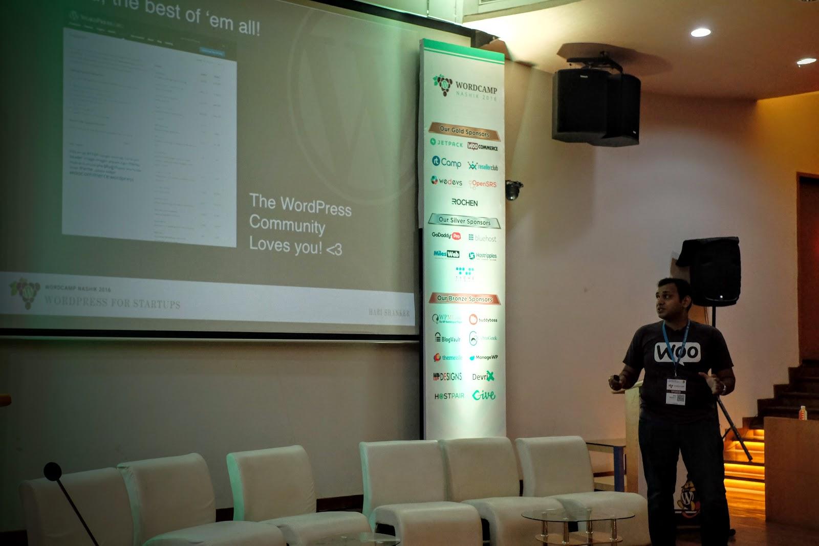 WordCamp Nashik